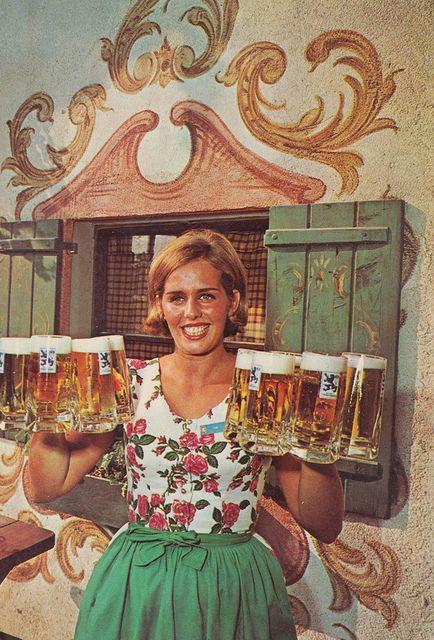 Ein Prosit Der Gemütlichkeit! - New York World's Fair 1964-65 by The Pie Shops Collection, via Flickr