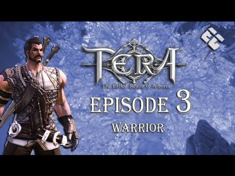 Tera Rising Playthrough - Warrior Leveling 8-10 | Episode 3 Gameplay