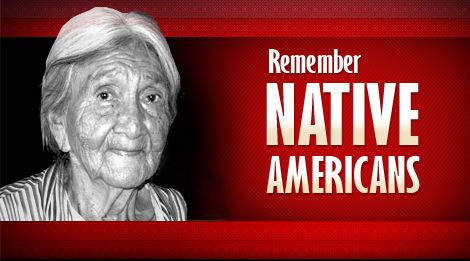 Share the Pledge to Remember - Remember Native Americans