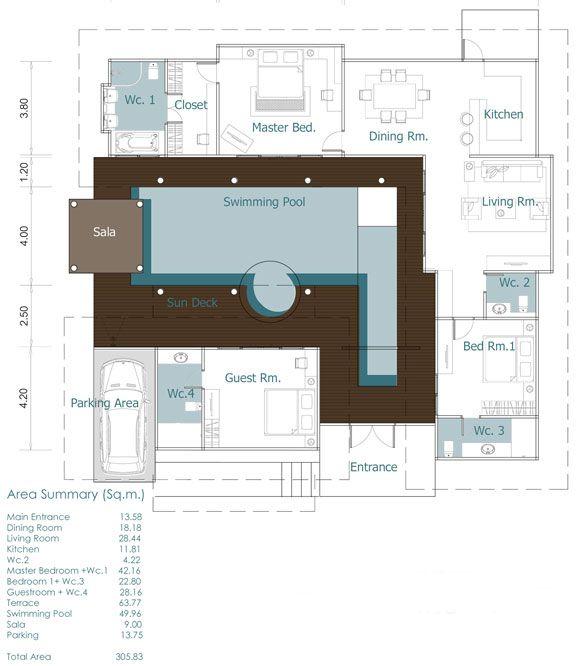 Bali Style House Plans Bali Style House Plans Http Www