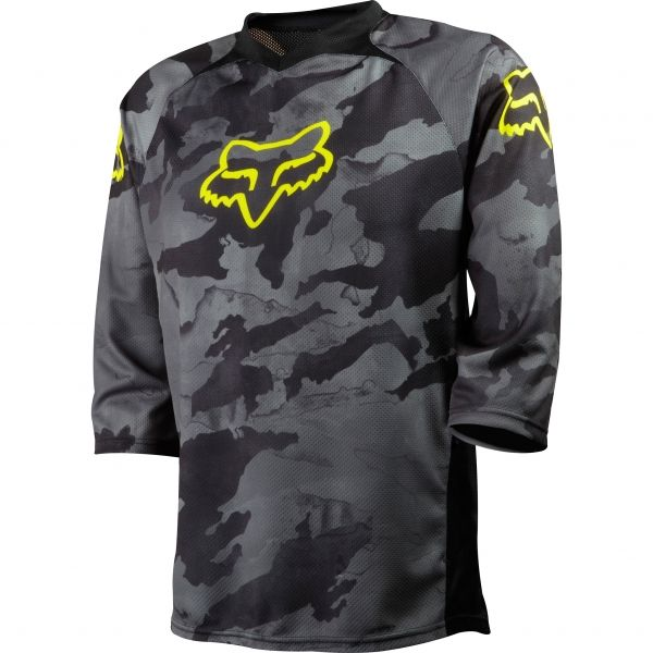 FOX Maillot Covert Manches 3/4 Camo - Probikeshop
