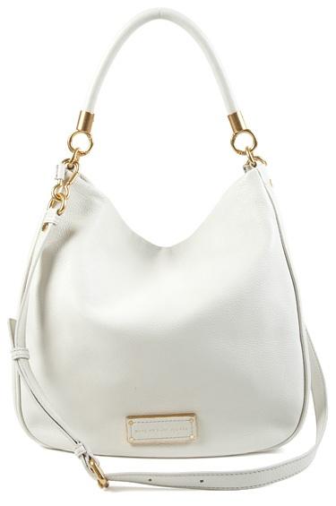 Marc Jacobs-bolsa blanca