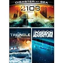 Disaster at Sea (2013: Deadly Wake / The Triangle / The Poseidon Adventure) [2011]