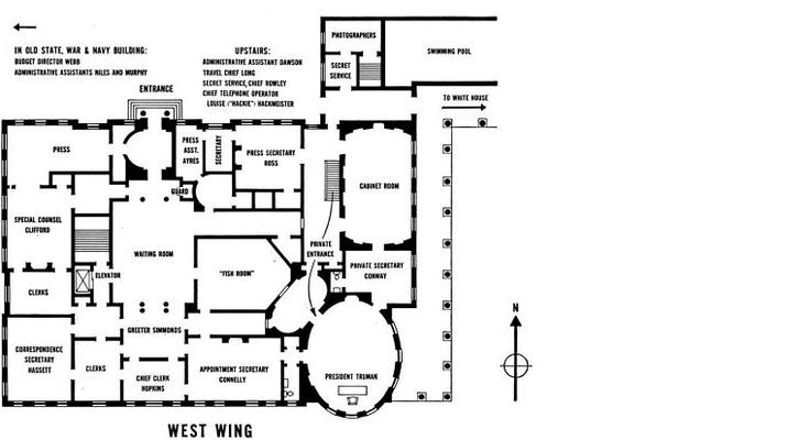 west wing - 1945 | white house | pinterest | west wing