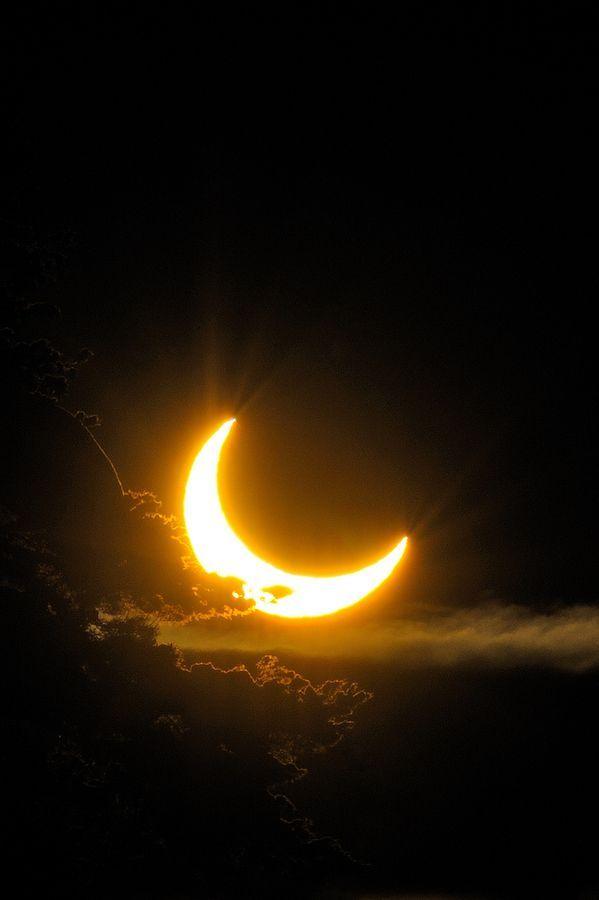Solar Eclipse ~ by Tomas Johansson