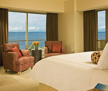The Four Seasons is one of Seattle's best hotels.