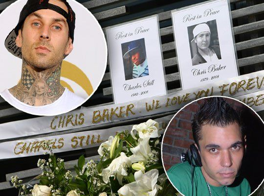 "It's been more than seven years since Travis Barker, his best friend Adam ""DJ AM"" Goldstein, assistant Chris Baker and security guard Charles ""Che"" Still were involved in a deadly plane crash while..."