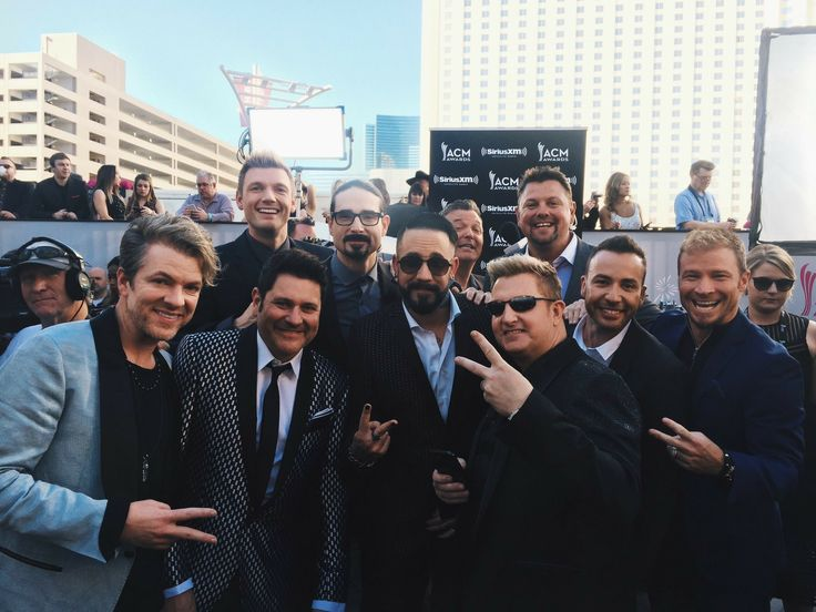 Backstreet Boys & Rascal Flatts ❤