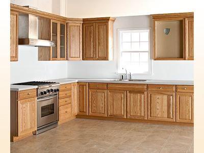 Hardware For Honey Oak Kitchen Cabinets
