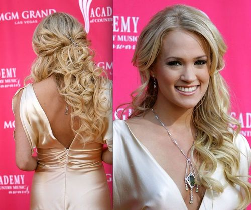 Formal hairstyle ideas when I need them.