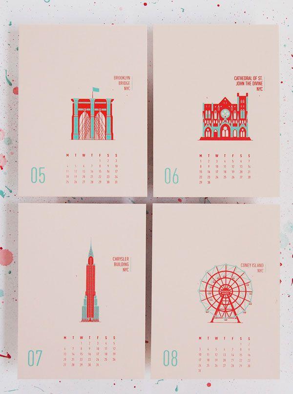 Buildings-of-New-york-City-Wall-Calendar-2015-2