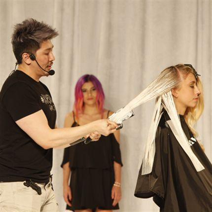 Behind The Chair - Articles - Guy Tang's Top Balayage Tips