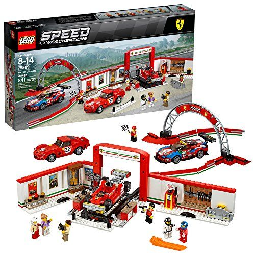 Lego Speed Champions Toy Sets For Kids 7 To 12 Year Old ...