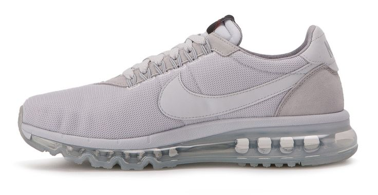 Nike Air Max Ld-Zero Men's Shoes Pure Platinum Run Training Boots 848624-004 #Nike #AthleticSneakers