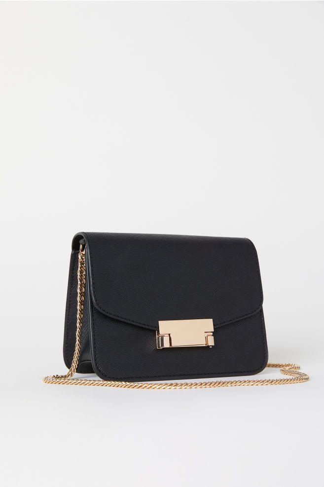 Small Shoulder Bag - Black - Ladies  bbf5d9fdcbff6