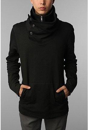 UrbanOutfitters.com > LAB:CO by B:SCOTT High-Neck Sweatshirt