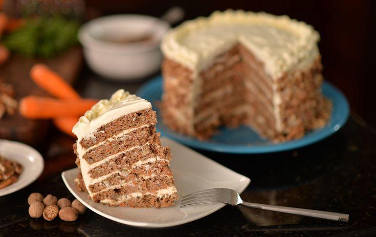 Carrot Cake (Photo by Aaron Hogan at Eye Wander Photo)
