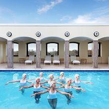 Aquabatix - Syncronised Swimmers - London