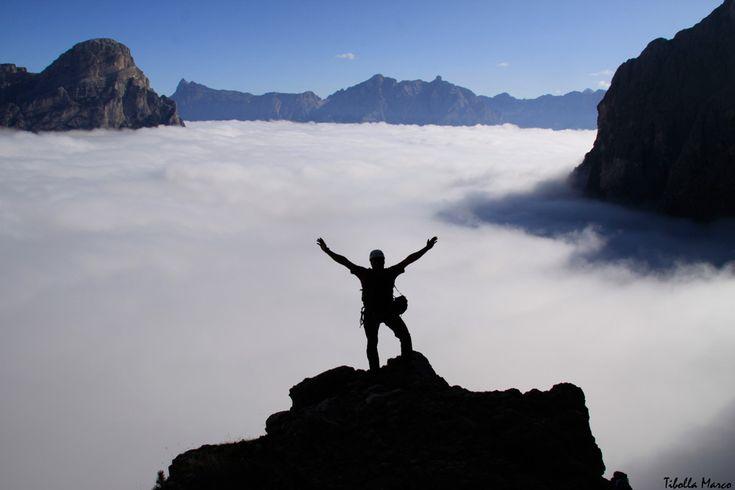 Mi sentii sopraffatto da una terribile sensazione di libertà, come se fossi sospeso a mezz'aria. Era una libertà che avevo acquisito con il duro lavoro, che avevo raggiunto da solo, contando su me stesso. (Nejc Zaplotnik in Jon E. Lewis, Sulla cima dell'Everest, trad. Lorena Palladini, Newton Compton, 2015)