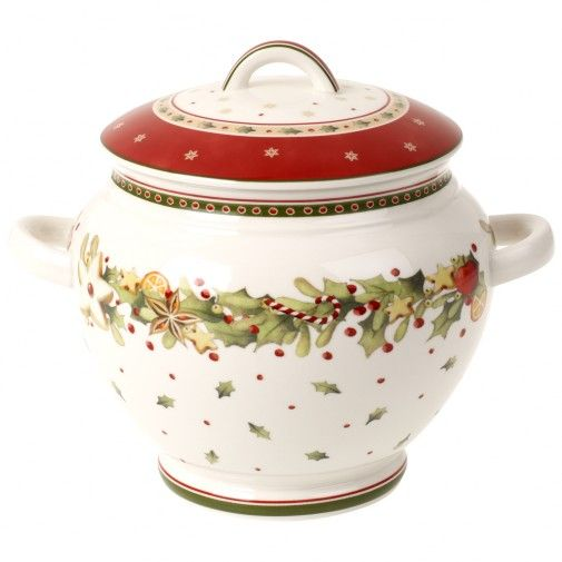 Villeroy & Boch Winter Bakery Delight Punch pot 17cm-01