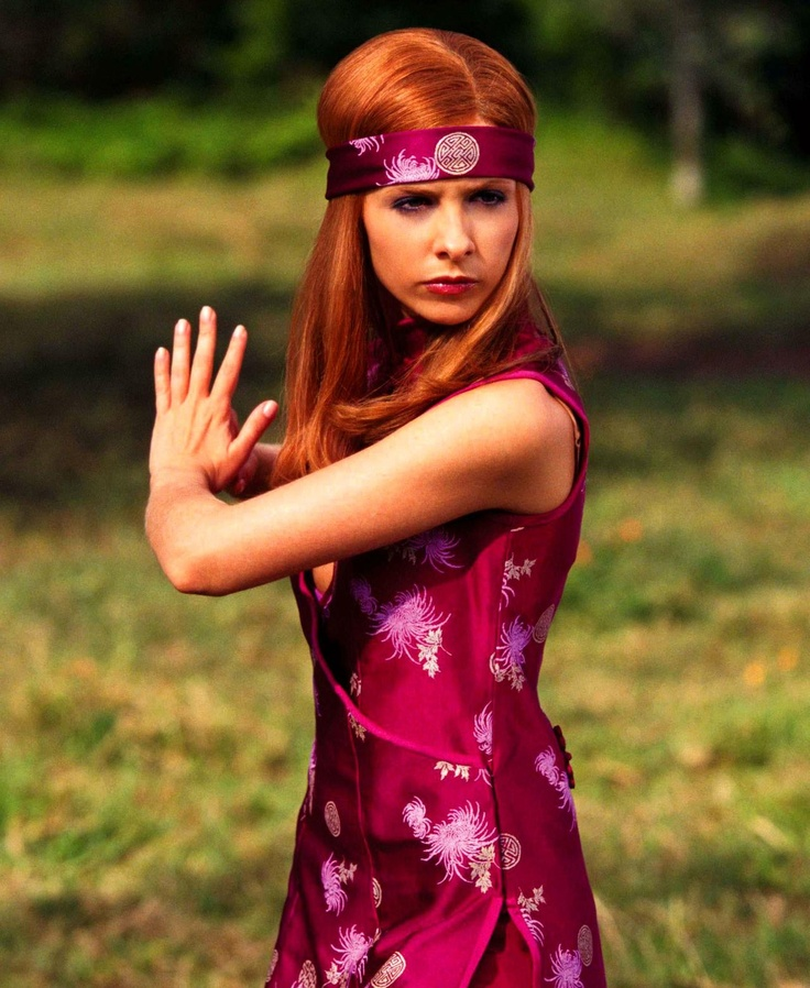 Daphne from the Scooby Doo movie