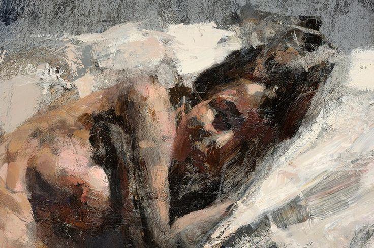 Panayiotis Beldekos /Παναγιώτης Μπελντέκος, 1962 | Abstract Figurative painter | Tutt'Art@ | Pittura * Scultura * Poesia * Musica |