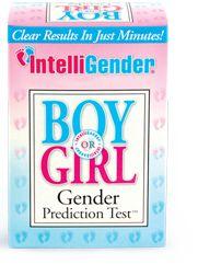 Wacky At-Home Gender Prediction Tests