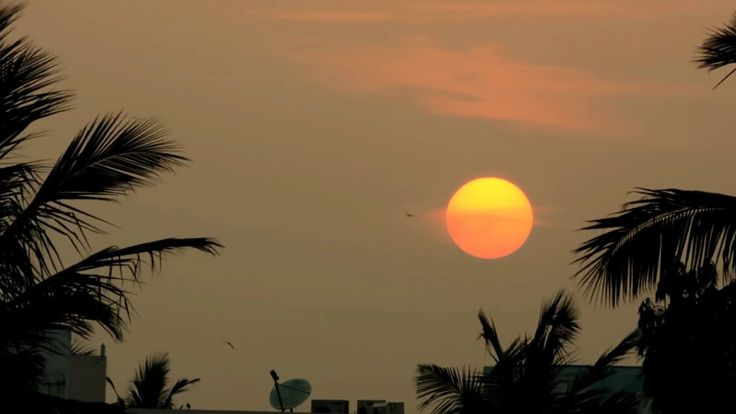Watch the Sun Set- Sunset Timelapse Video Footage