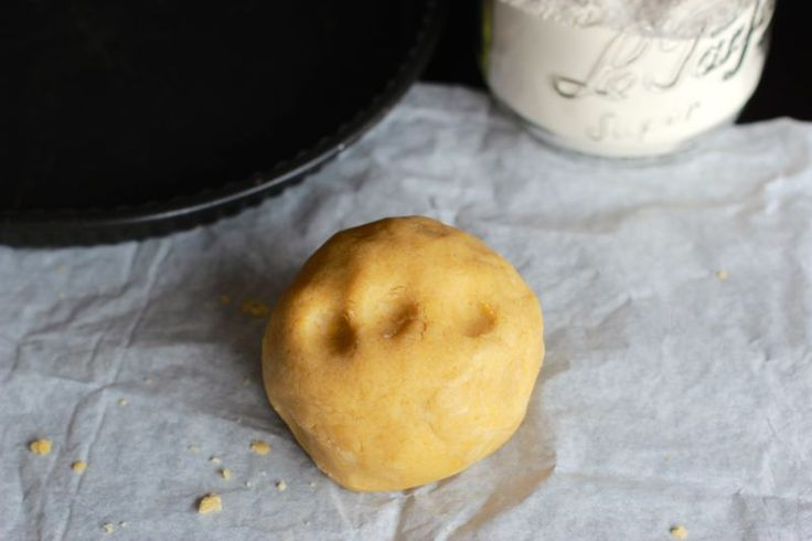 Une recette inratable de Pâte à tarte sans gluten Thermomix sur Yummix • Le blog de recettes gourmandes et saines dédié au Thermomix !