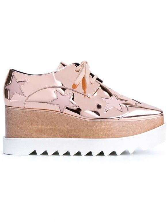 Stella Mccartney Zapatos Con Plataforma