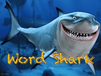 Freebie: This interactive PowerPoint game can be used during individual, small group or classroom group activities. Word Shark is a vocabulary game that addresses word roots and prefixes/suffixes. This game is set up similar to BOGGLE, but the game board has root words and prefixes/suffixes rather than letters.