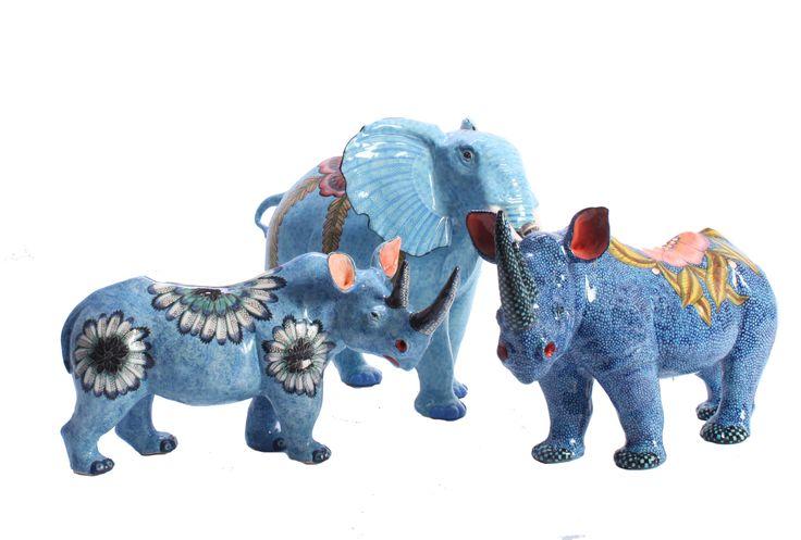 Ardmore Tanzanite Animals