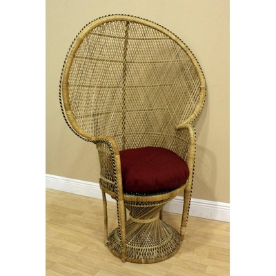 Hospitality Rattan Peacock Buri Arm Chair    I desire this very strongly