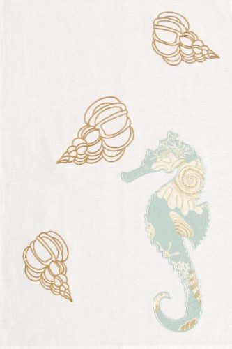 Seahorse and Seashell Dishtowel , Tropical Seaside Towel C & F Enterprises http://www.amazon.com/dp/B003DKVRS8/ref=cm_sw_r_pi_dp_zavHub195KDMB