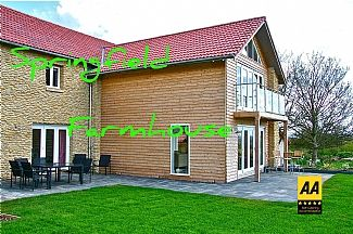 Holiday Farmhouse in Woolverton, Nr. Bath, Somerset, England E5559
