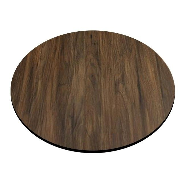 Round Compact Laminate Table Top Laminate Table Top Table