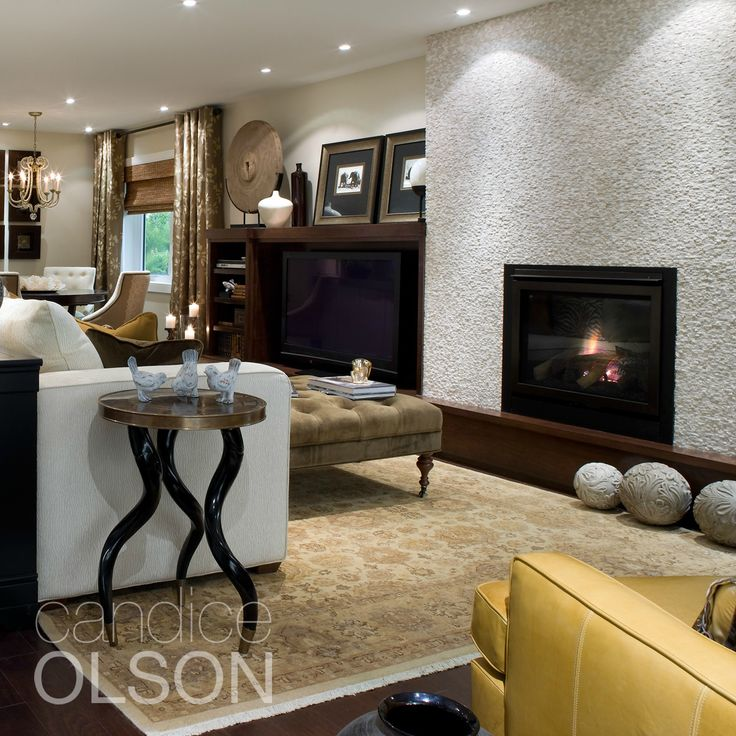 Incroyable In This Living Room, We Clad The Fireplace In An Super Textural Tumbled  Marble; The Stone Itself Is Made Up Of Warm Neutral Colors Like Cream, ...
