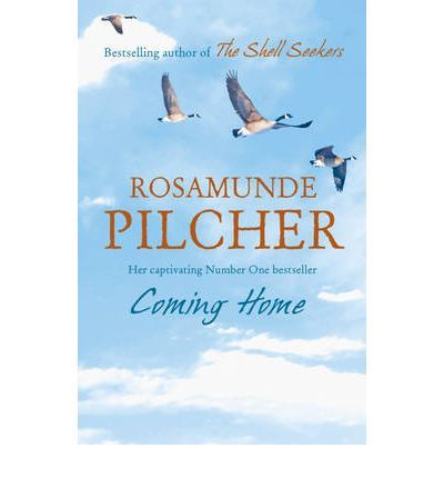 Coming Home by Rosamunde Pilcher is my favorite of all her books.  I have re-read it several times.