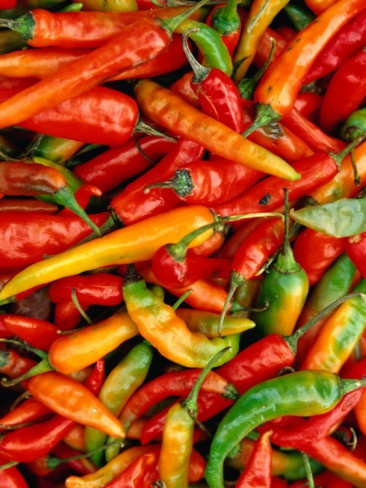Chillies...So many way to use them!