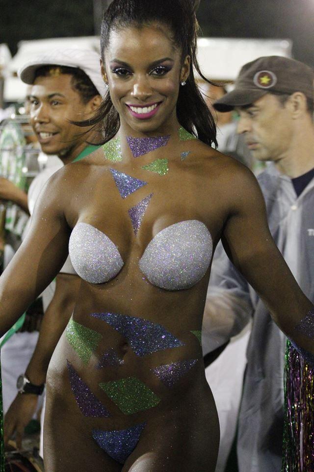 Rio Carnival Girls Nude