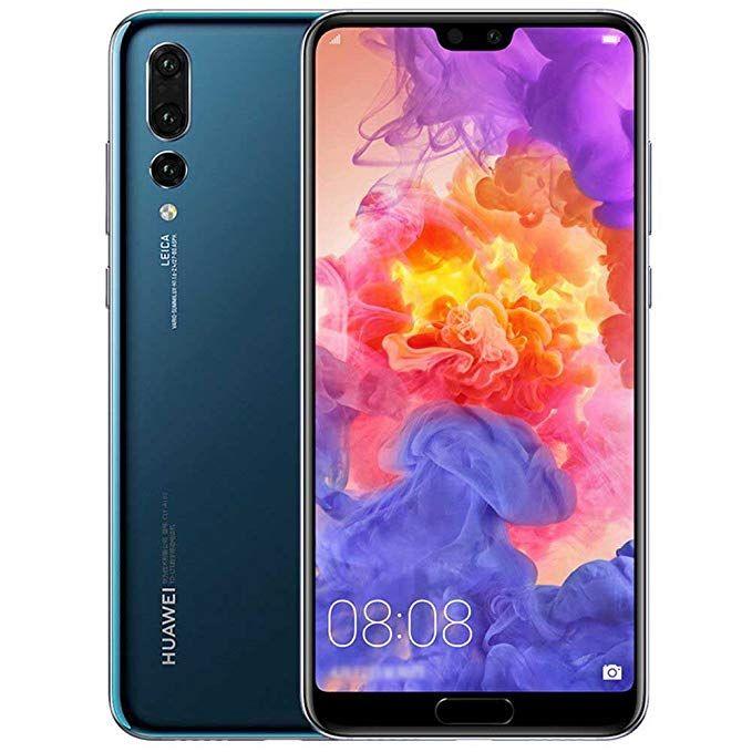 Huawei P20 Pro Sim Unica 4g 128gb Azul Smartphone 15 5 Cm 6 1 128 Gb 40 Mp Android 8 1 Azul Smartphone