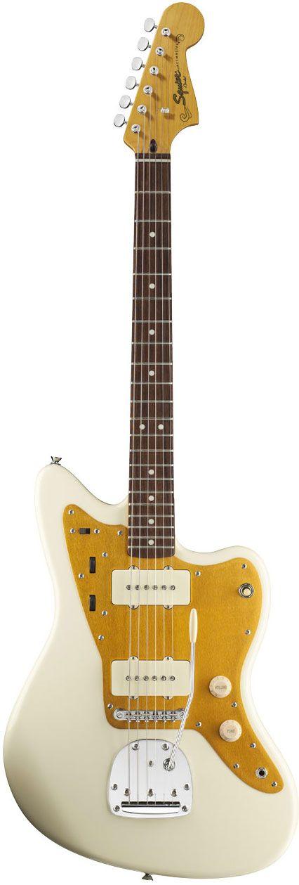 Squier J Mascis Jazzmaster guitar