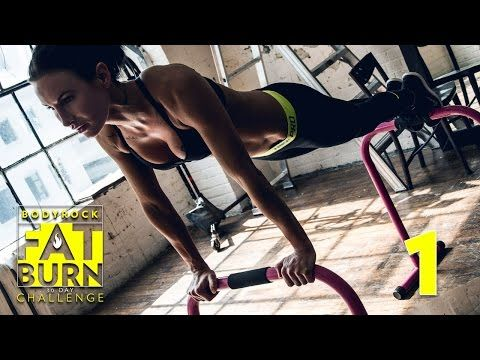 BodyRock Fat Burn Challenge | Day 1- this was an amazing 12 min workout!