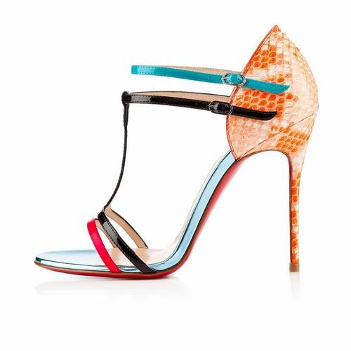 Christian Louboutin Arnold 100 mm Colorful Pumps  http://www.luxurydressesbox.com