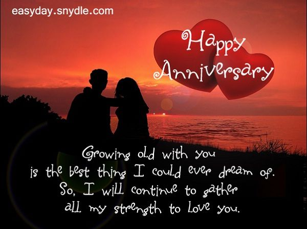 Wedding Anniversary Messages, Wishes and Quotes