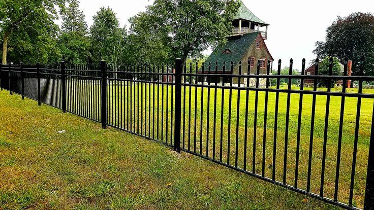 Best 25 Aluminum Fence Ideas On Pinterest Aluminium