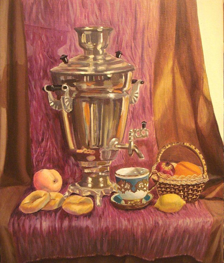 МОЯ живопись МАСЛОМ на холсте (my oil painting) – 42 фотографии