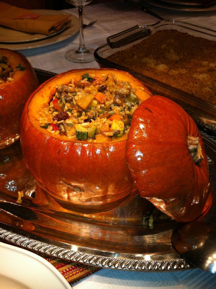 Pumpkin feast