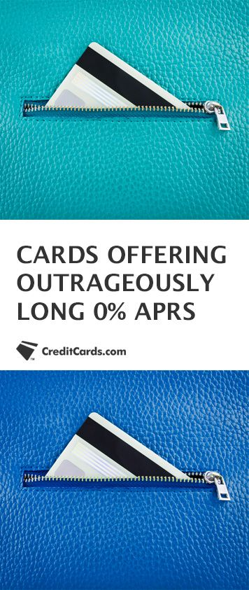 Paying credit card interest can be a drag. Luckily, there are a wide range of rewarding 0% APR cards on the market available to you. Find your perfect card at CreditCards.com and cut those interest payments out of your life.