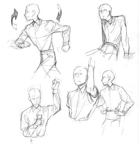 Clothes, running, shirt,arms